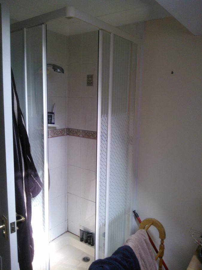 En Suite Wet Room Refurbishment – Bishops Lydeard, Somerset