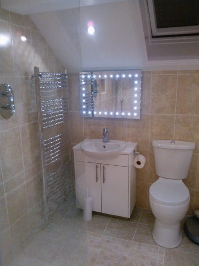 En Suite Wet Room Refurbishment – Bishops Lydeard, Somerset