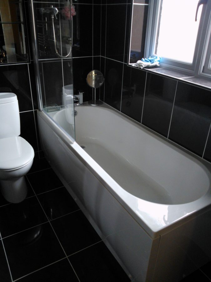 Bathroom Refurbishment – Wellington