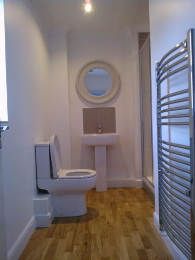 En Suite Refurbishment – Tiverton, Devon