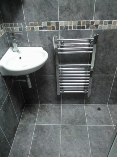 Bathroom Refurbishment – Holcombe Rogus