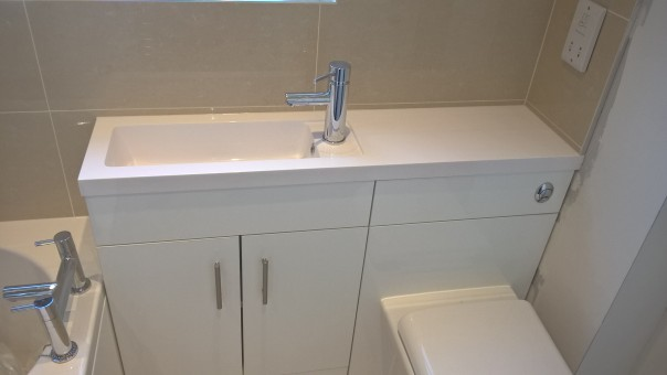 Main Bathroom Refurbishment – Staplegrove