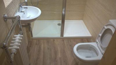 Shower Room in Staplecross