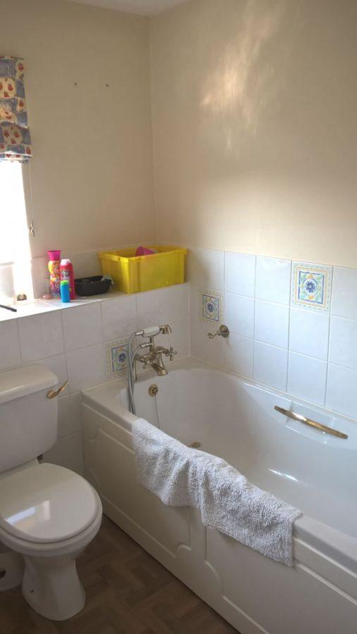 Bathroom Refit with Polymarble Surface – Wellington