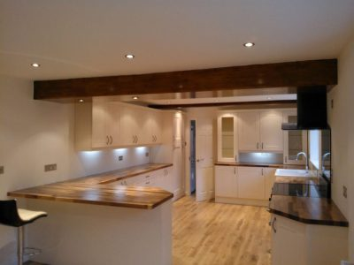 Kitchen Refurbishment – Taunton