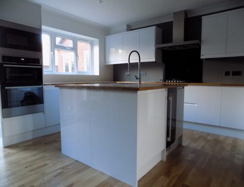 Kitchen Refurbishment Taunton