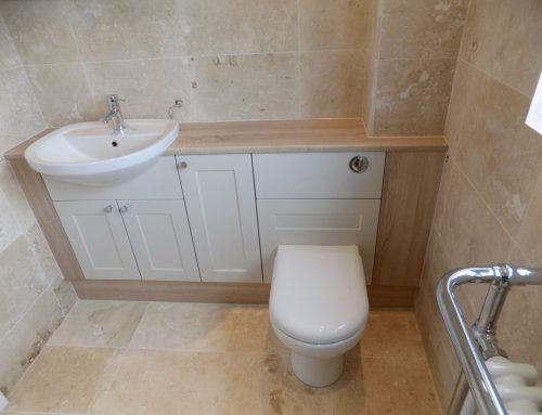 Bathroom Refurbishment – Bathpool, Taunton