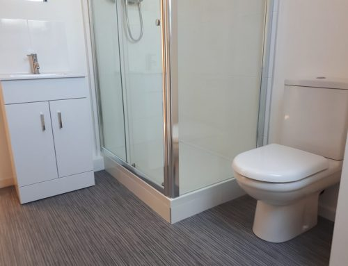 En-suite bathroom – Galmington, Taunton