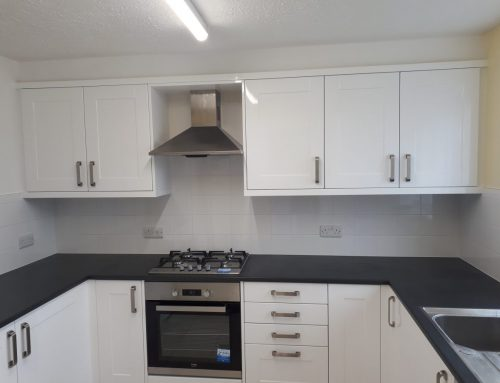 Kitchen Refurbishment – Wellington