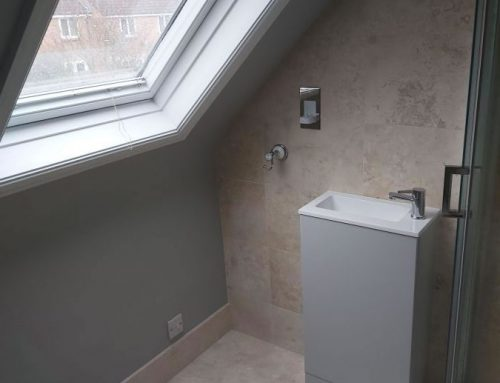 En-suite Shower room – Taunton