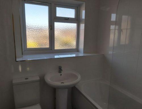 Bathroom Project – Taunton
