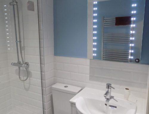 Bathroom/Shower room Refurbishment – Langport