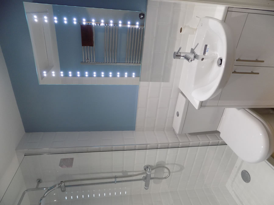 Bathroom/Shower room Refurbishment – Langport