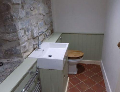 Downstairs Cloakroom Refurbishment – Taunton