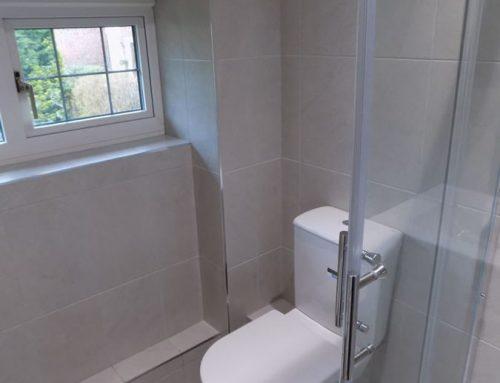 Bathroom/Shower room conversion – Taunton