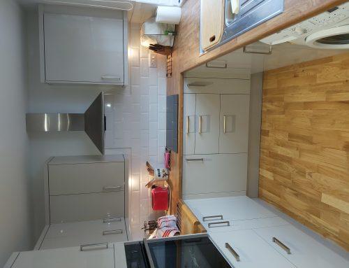 Kitchen Refurbishment – Priorswood, Taunton
